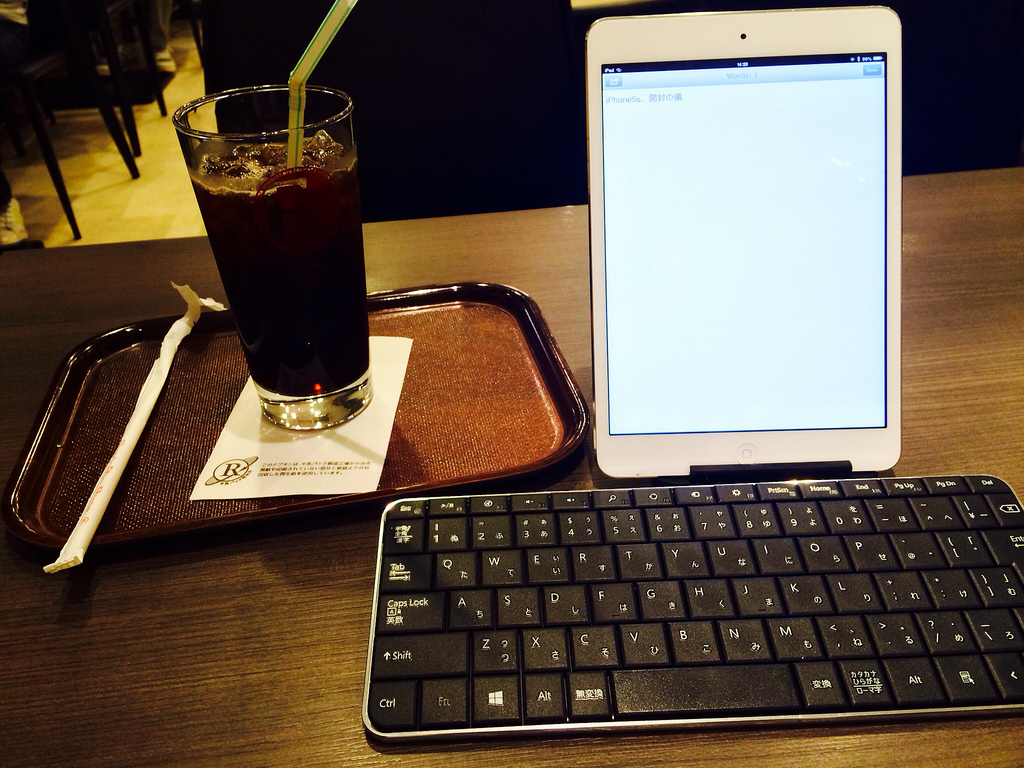 喫茶店  photo