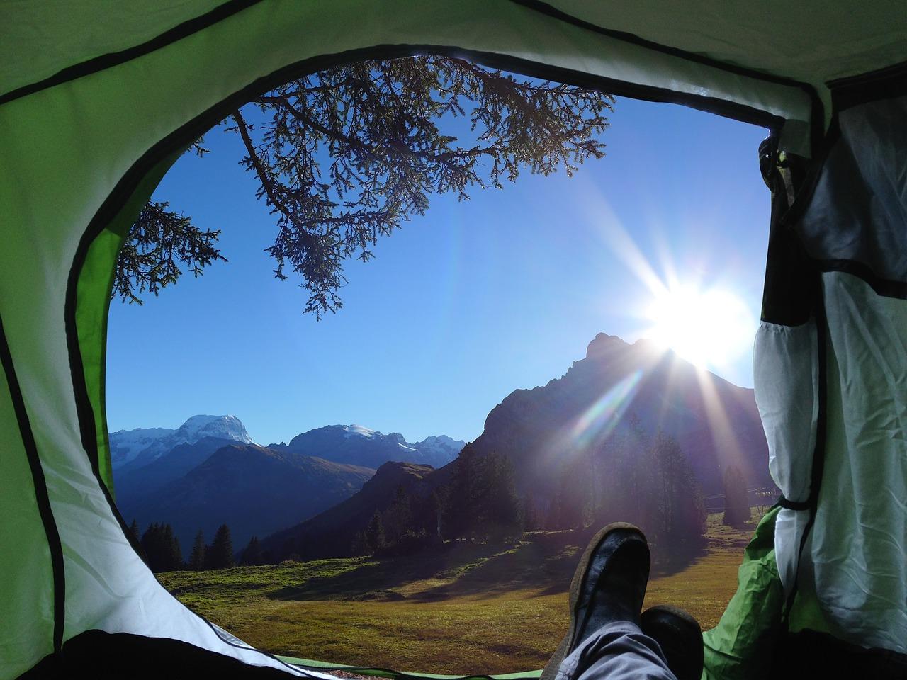 テント photo
