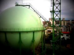 ガスタンク photo