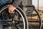 車椅子 photo