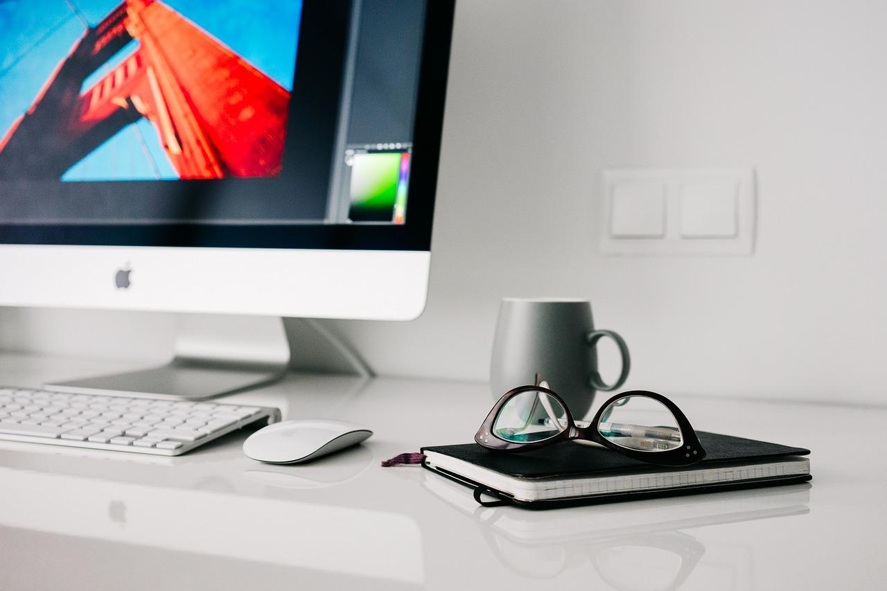 パソコン photo